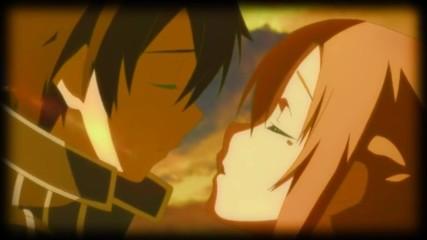 Sword Art Online - Asuna and Kirito - Just a Dream