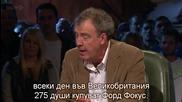 Top Gear / Топ Гиър - Сезон16 Епизод2 - с Бг субтитри - [част1/3]