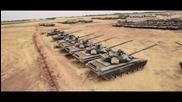 Руската разрушителна мощ в действие ! ©