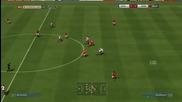 Fifa 14 Mainz 05 Manager Mode #3 - Здрав мач с Хамбургер