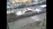 Майстор на паркирането ! Ненормалник !