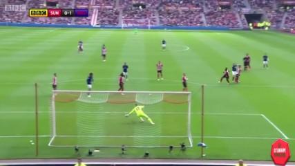 Highlights: Sunderland - Manchester United 09/04/2017