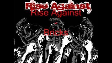 Rise Against - Bricks *текст и превод*