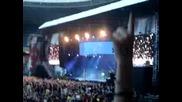 Tokio Hotel Parc Des Princes 21.06.08 Durch Den Monsun
