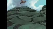 Naruto & Sasuke Conflict