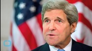 Kerry Delays US After Bicycle Crash