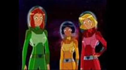 Totally~spies
