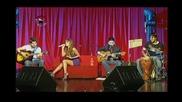 Анаи пее Quiero - акустично изпълнение