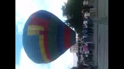 Балон в Перник част 1