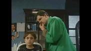 Mr.Bean - Постригване