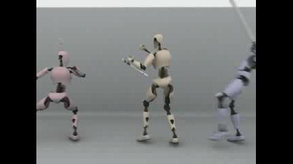 roboti - animaciq