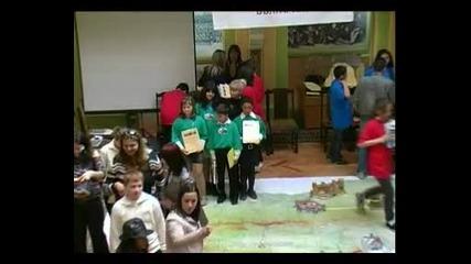 Познавам ли моята България? - Пловдив 11.05.2011 с участието на деца със Соп - Част 5