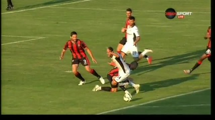 Славия - Локомотив Пловдив 3:0