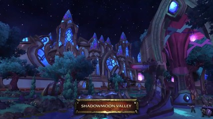 Warlords of Draenor Faction Zones