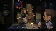 Uncut Eminem в реклама на студен чай Brisk 2011
