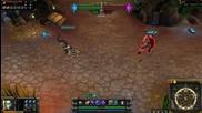League of Legends Bladecraft (assassin) Orianna Teaser