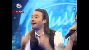 Music Idol 2 Toma, Stoian I Ivailo - Sorry Seems To Be The Hardest Word!