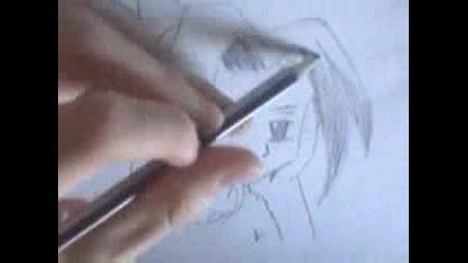 Рисуване На Yoh Asakurah