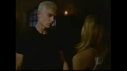 Spike And Buffy - Hanging By A Moment