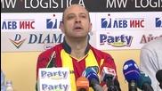 Тити Папазов: Левски отново трябва да докаже, че е номер 1