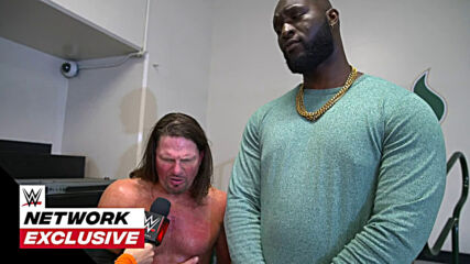 AJ Styles & Omos are willing to play Elias & Jaxson Ryker's game: WWE Network Exclusive, May 17, 2021