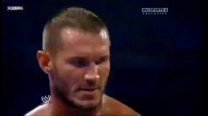 Randy Orton vs Christian 2011
