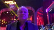 Dancing Stars - Сашо Диков подкрепя Албена и Калоян (15.05.2014г.)