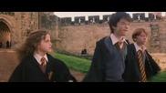 Хари Потър и филосовския камък *бг аудио* - част 11 - *високо качество*