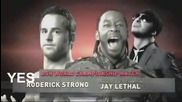 Roh - Jay Lethal vs. Roderick Strong - Death Before Dishonor Xlll - Highlights