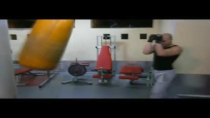 Bloodsport Training (todor Chipov Official Video)