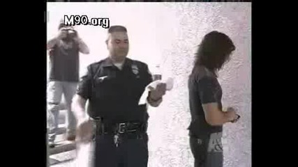 Criss Angel - Fooling Police