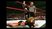 John Cena & Maria Vs Edge & Lita