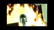 Враговете Човекът - Паяк и Електро от анимационния сериал Heвeроятният Спайдър - Мен (2008-2009)