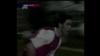 Chelsea Vs. Arsenal 1 - 1