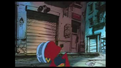 The Nine Lives Of Fritz The Cat p2