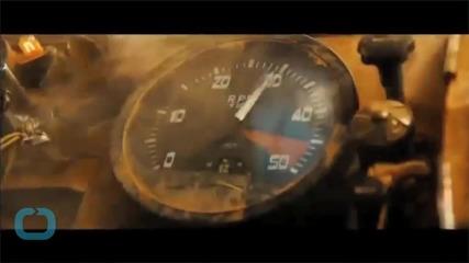 Drive Like Mad Max