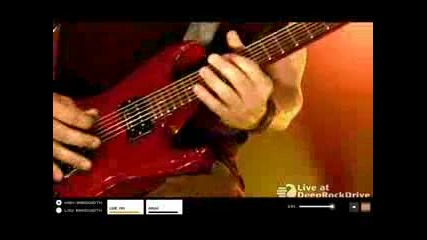 Disturbed - Inside The Fire Live