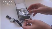 Камера, скрита в ръчен часовник от Spy.bg