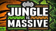 Mos pres Jungle is Massive cd3