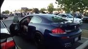 Както водачът Subaru се учуди ^^