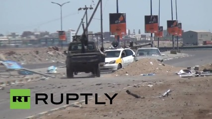 Yemen: Saudi-led airstrikes former US HQ  - the al-Anad airbase