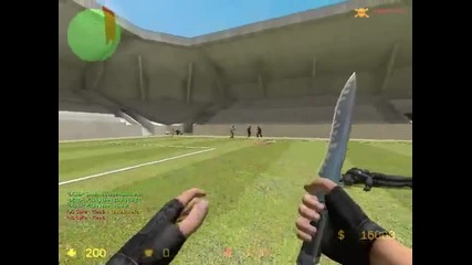 Counter Strike Source - Soccer Game