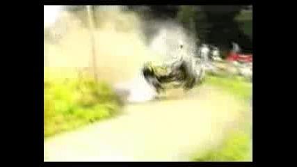 Рали катастрофи - инциденти на рали