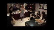 Celine Dion - A New Day Show backstage bonus before the show 2