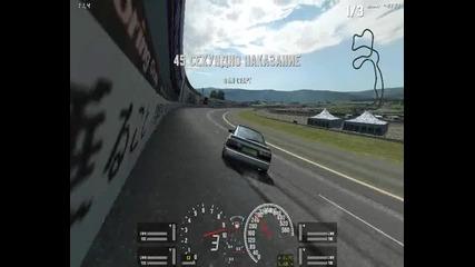 Drift с 2400 коня в Live for Speed