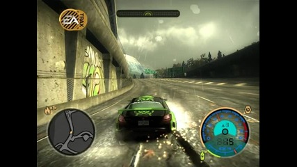 Need For Speed M W
