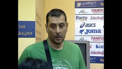 Ники Желязков: Позитивите от Игрите в Баку са големи