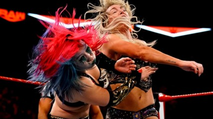 Charlotte Flair vs. The Kabuki Warriors: Raw, Dec. 3, 2019
