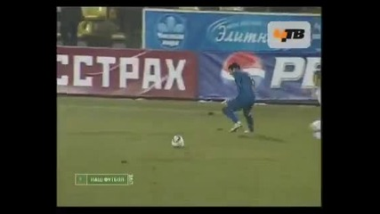 Ростов 0 - 2 Том