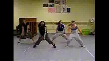 Хип Хоп Танци - Тренировка